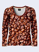 Лонгслив Кофе, фото 1