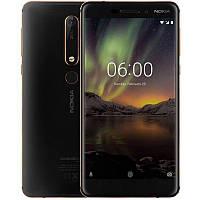 Nokia 6 4/32GB Black 3 мес.