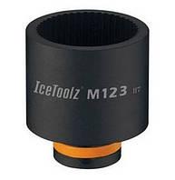 Головка для закручивания гайки рулевой колонки 43 мм ICE TOOLZ M123