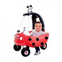 Детская машинка каталка Божья коровка Little Tikes 173059E3