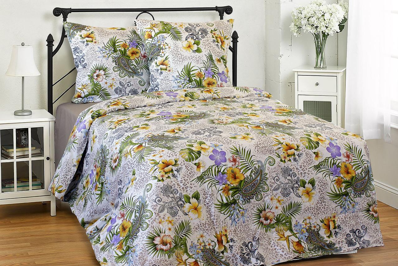 """Полуторное постельное белье """"Шик"""" - 100% хлопок"""