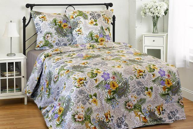 """Полуторное постельное белье """"Шик"""" - 100% хлопок, фото 2"""