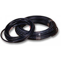 Нагревательный кабель двужильный ADPSV 30 Вт/м для уличного обогрева 22м / 1,8-2,6 м2 / 670 Вт