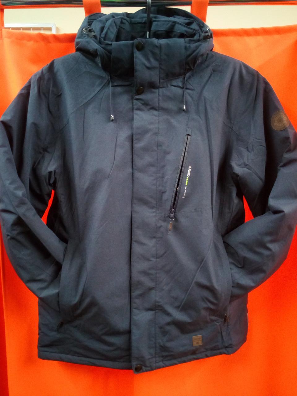 32a8029231104 Мужская горнолыжная куртка Snow Headquarter батал - Про100Спорт в Сумах