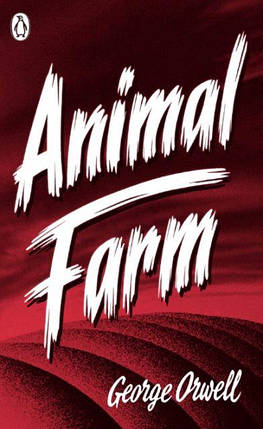 Книга Animal Farm, фото 2