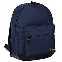 Городской рюкзак среднихразмеров Tiger Wolly Темно-синий