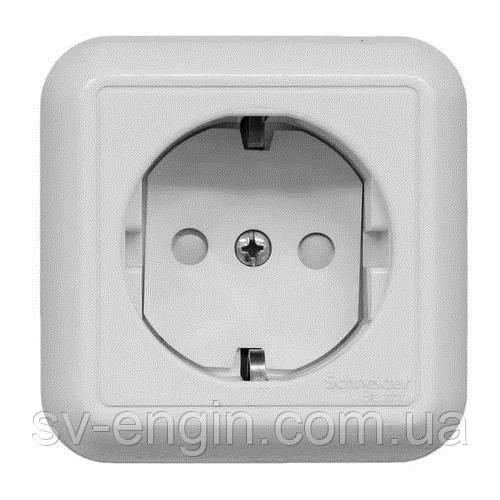 PRIMA (SCHNEIDER ELECTRIC, Франция) - выключатели и розетки IP20