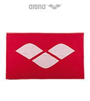 Хлопковое полотенце Arena Hiccup (Red) 100х60см