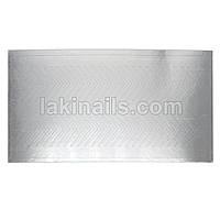 Металлизированные наклейки, серебро, 104S