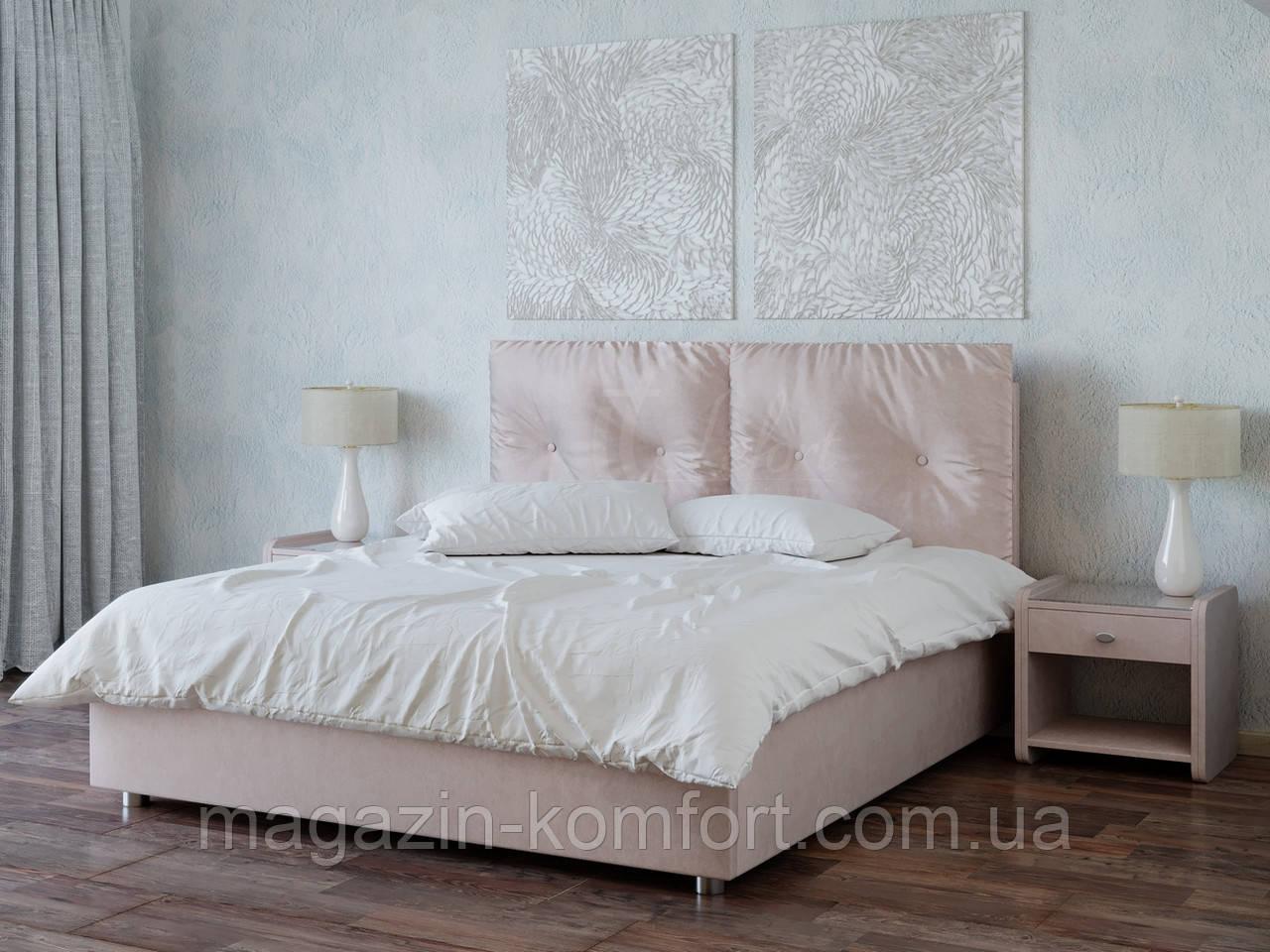 Кровать Мелани 160*190/200 с подъемным механизмом, фото 1