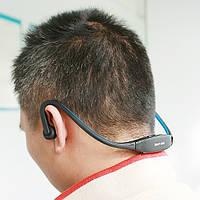 Плеер наушники Sport MP3 синий, фото 1