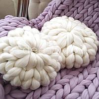 Подушка из шерсти мериноса