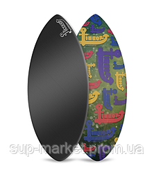 Скимборд Linkor Skimboards Pacific Carbon, L/55