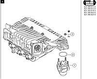 0501320849 ремкомплект крана ограничения давления DAF MAN Iveco AS Tronic 4750150610 4213559312