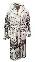 Жіночі махрові халати
