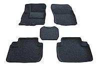 3D  коврики в салон Mitsubishi Outlander II (XL) 2006-2012 (BORATEX)