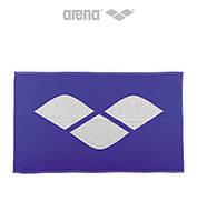 Хлопковое полотенце Arena Hiccup (Royal/White) 100х60см