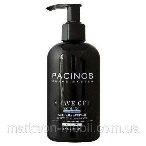 Гель для бритья Pacinos Shave System