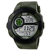 Часы Skmei 1027 Army Green BOX, КОД: 116054
