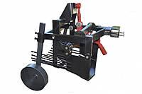 Картофелекопалка вибрационно-грохотная КВ-1 под мотоблок Мотор Сич, фото 1