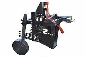 Картофелекопалка вибрационно-грохотная КВ-1 под мотоблок Мотор Сич