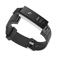 Сменный ремешок для фитнес браслета Lemfo ID115 PLUS (Черный), фото 1