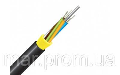 Оптоволоконный кабель, 24 волокна диэлектрический ,самонесущий,Loose Tube .