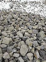 Камень бутовый, фракция 150х300