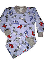 Детские пижамы байковые для малышей