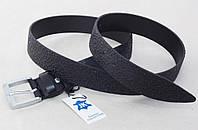 Женский кожаный ремень JK черный, фото 1