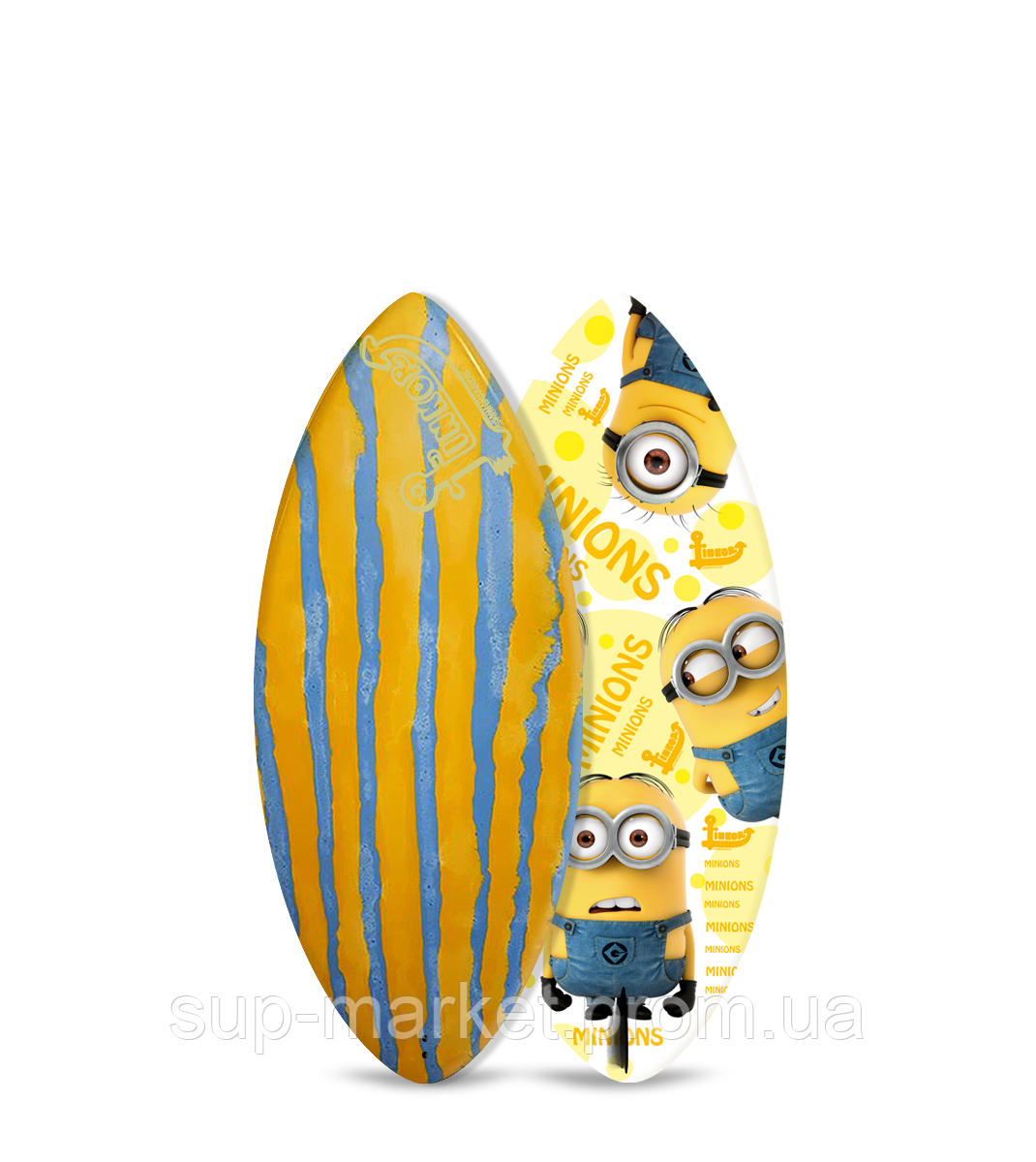 Вейксёрф детский Linkor Skimboards Monstro E-Glass Kids, XS/45