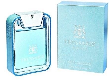 Чоловіча туалетна вода Trussardi Blue Land | 100ml