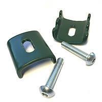 Комплект кріплення для сітки огорожі Скоба 40*60