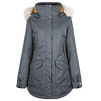 Куртка Columbia женская BARLOW PASS 550 TURBODOWN™ II JACKET сине-серая  1800461-419 d57fafafbfb