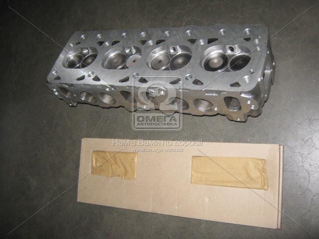 Головка блока УАЗ двигатель 92л.с.(А-92),УМЗ 421.-30, 4218.-10 с клап.с прокл.(пр-во УМЗ), КОМ.421.1003010-21