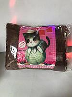 Грелка-муфта для рук электрическая (Мультяшный котик)