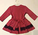 Платье 98-116 см, фото 3