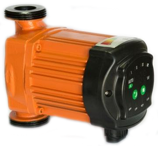 Насос GROSS WRS EAB 25/4-180 циркуляційний енергозберігаючий