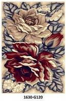 Ковёр с разным рисунком Цветы , фото 1