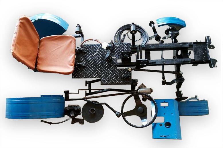 КИТ набор EXPERT-2 для переоборудования мотоблока в мототрактор