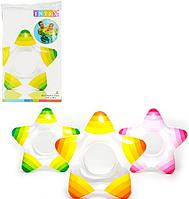 Intex детский круг звезда 3 вида, фото 1
