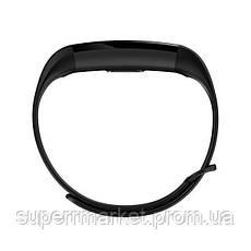 Фитнес браслет-часы Smart Bracelet Y5 с измерением давления и пульса, черный, фото 3