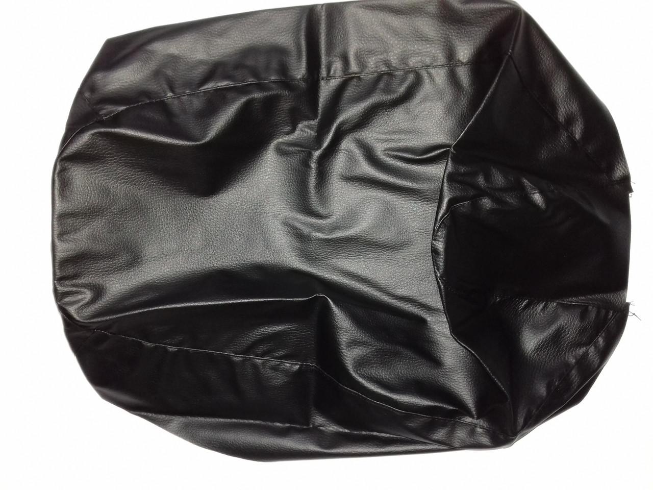 Чехол сиденья HONDA DIO AF-34/35 черный, без канта JOHN DOE