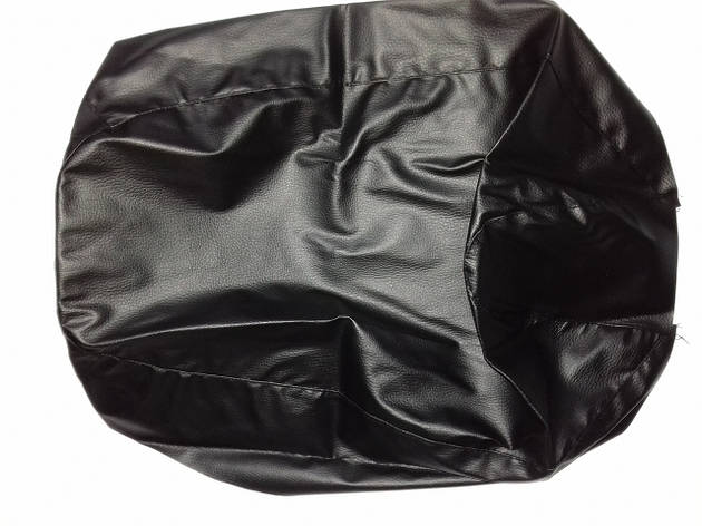 Чехол сиденья HONDA DIO AF-34/35 черный, без канта JOHN DOE, фото 2