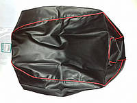 Чехол сиденья DIO AF34/35 черный, красный кант 'JOHN DOE'