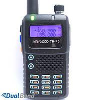 Рация Kenwood TH-F5 Dual Band Turbo, фото 1