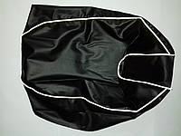 Чехол сиденья DIO AF34/35 черный, светоотражающий кант 'JOHN DOE'