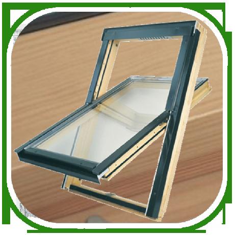 мансардное окно факро