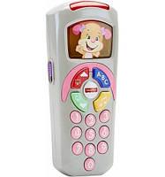 Розвиваюча іграшка Fisher Price Розумний пульт рожевий (рос. мова) DLK75, фото 3