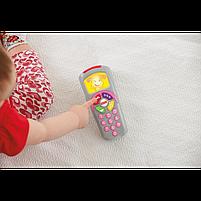 Розвиваюча іграшка Fisher Price Розумний пульт рожевий (рос. мова) DLK75, фото 5